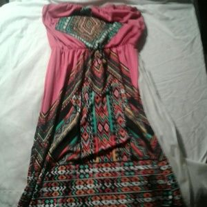 Bongo dress